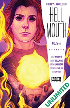 Buffy the Vampire Slayer/Angel: Hellmouth #5