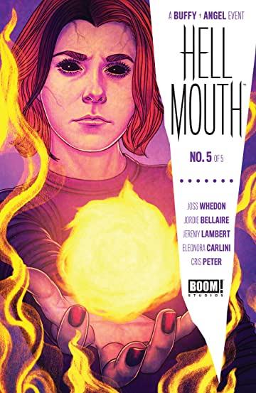 Buffy the Vampire Slayer/Angel: Hellmouth No.5