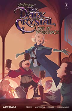 Jim Henson's The Dark Crystal: Age of Resistance No.5