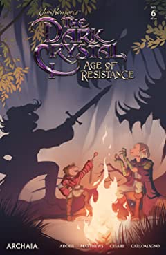 Jim Henson's The Dark Crystal: Age of Resistance No.6