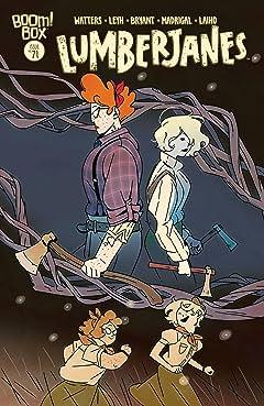 Lumberjanes #71