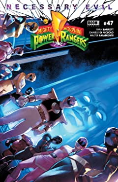 Mighty Morphin Power Rangers No.47