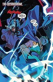 Mighty Morphin Power Rangers/Teenage Mutant Ninja Turtles #3