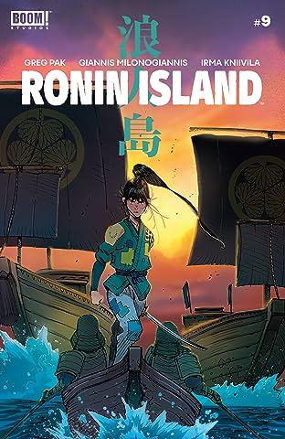 Ronin Island #9