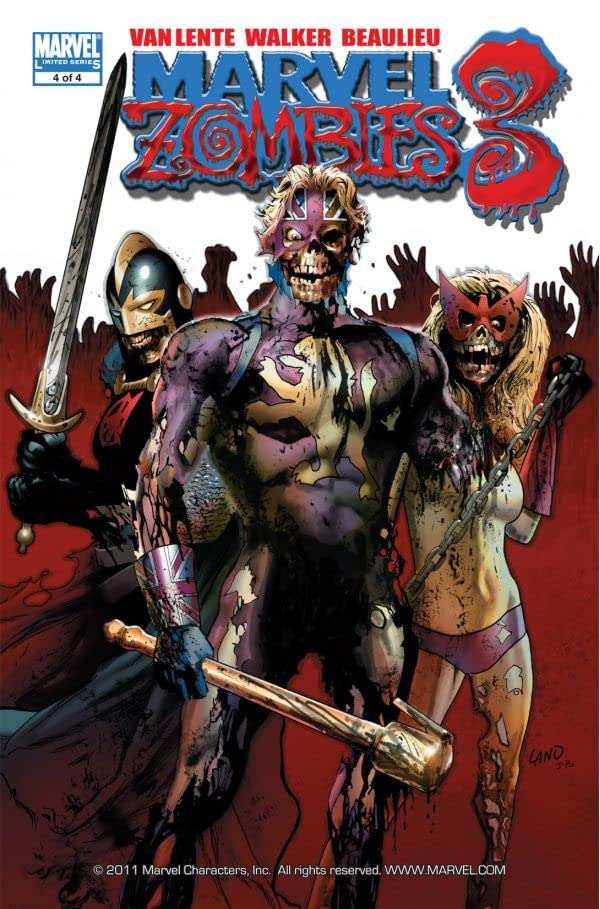 Marvel Zombies 3 #4 (of 4)