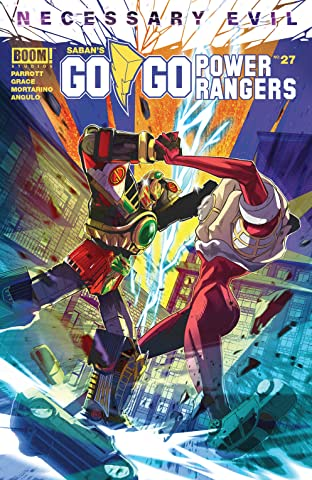 Saban's Go Go Power Rangers #27