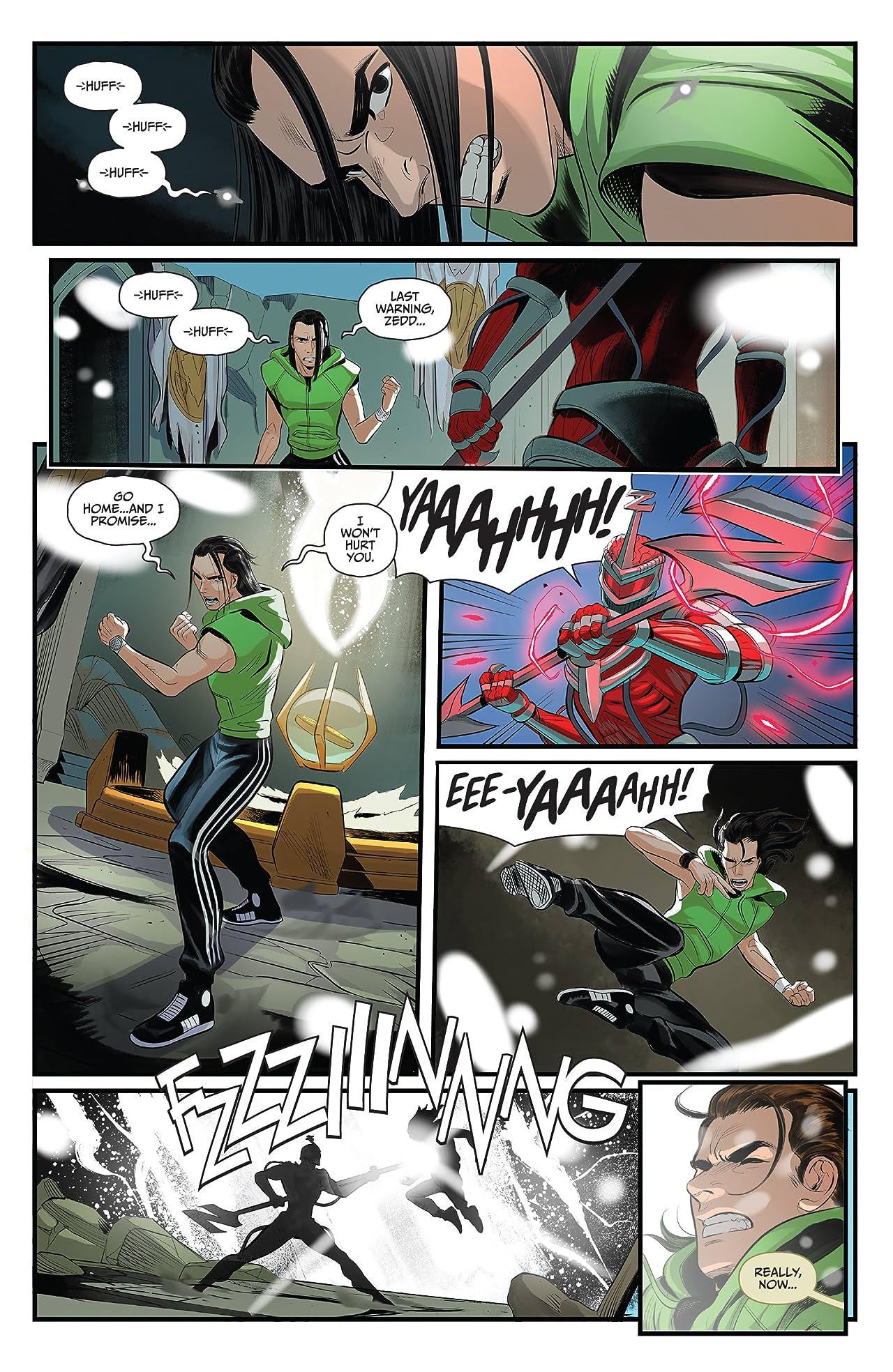 Saban's Go Go Power Rangers #27