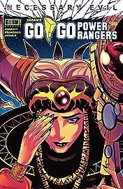 Saban's Go Go Power Rangers #28