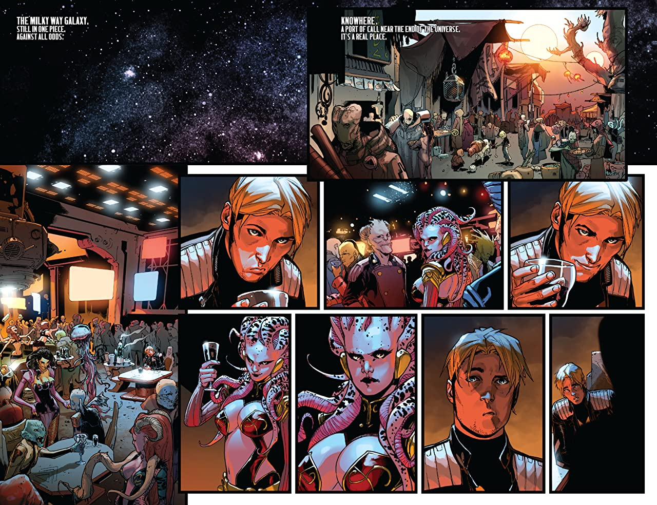 Guardians Of The Galaxy by Brian Michael Bendis Vol. 2