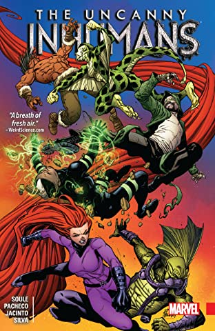 Uncanny Inhumans Vol. 2 Collection