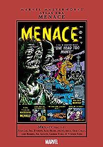 Atlas Era Masterworks Menace Vol. 1