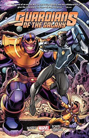 Guardians Of The Galaxy by Brian Michael Bendis Tome 5
