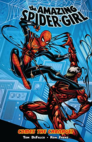 Amazing Spider-Girl Vol. 2: Comes The Carnage!