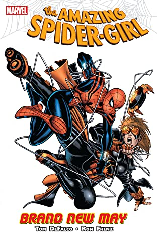 Amazing Spider-Girl Tome 4: A Brand New May