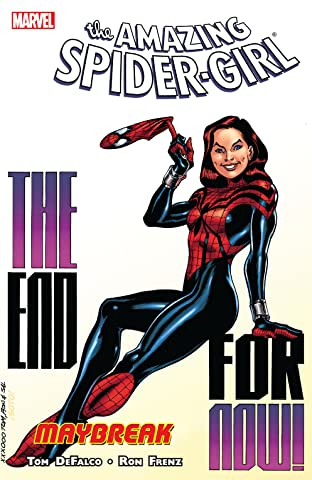 Amazing Spider-Girl Vol. 5: Maybreak