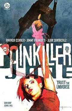 Painkiller Jane: Trust The Universe