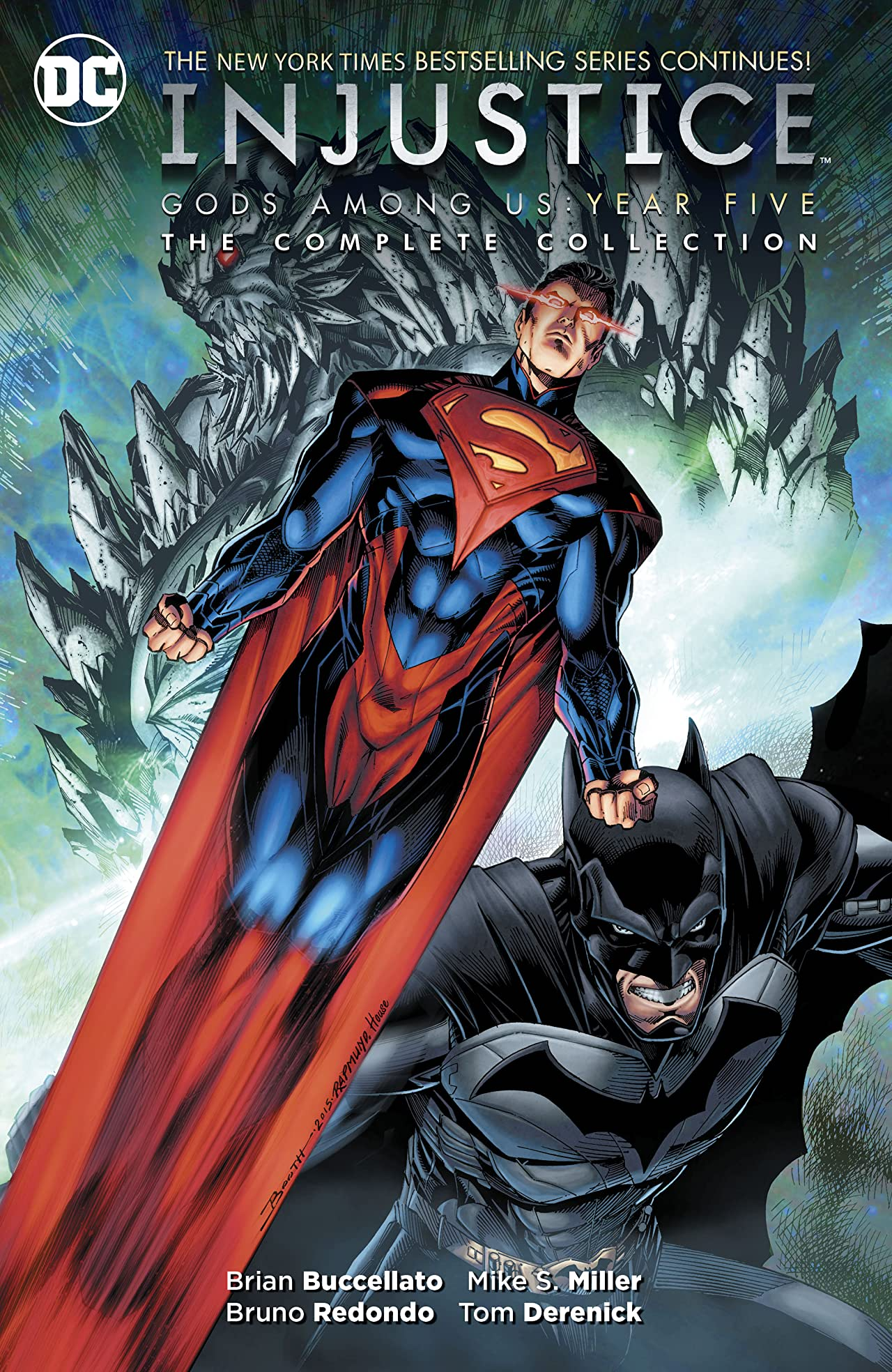 Injustice: Gods Among Us: Year Five - The Complete Collection