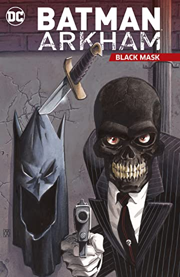 Batman Arkham: Black Mask