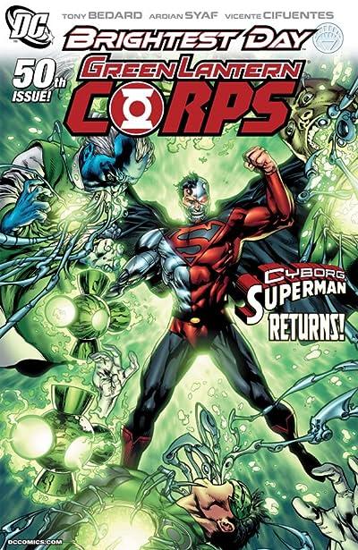 Green Lantern #50 D.C Universe Comics CB4445