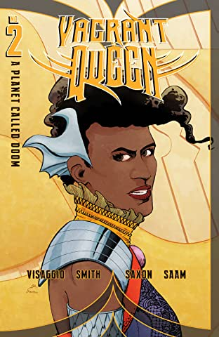 Vagrant Queen: A Planet Called Doom #2
