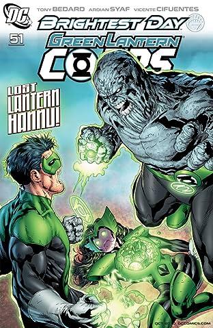 Green Lantern Corps (2006-2011) #51
