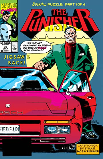 The Punisher (1987-1995) #35