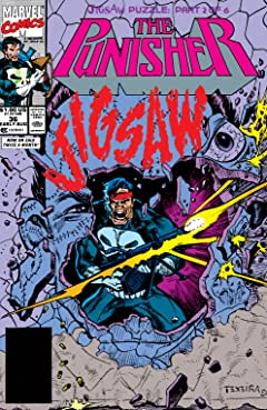The Punisher (1987-1995) #36