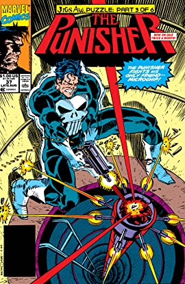 The Punisher (1987-1995) #37