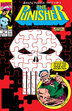The Punisher (1987-1995) #38
