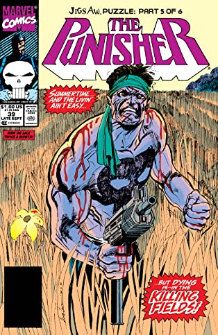 The Punisher (1987-1995) #39