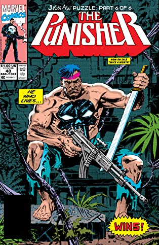 The Punisher (1987-1995) #40