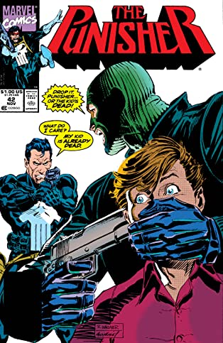 The Punisher (1987-1995) #42