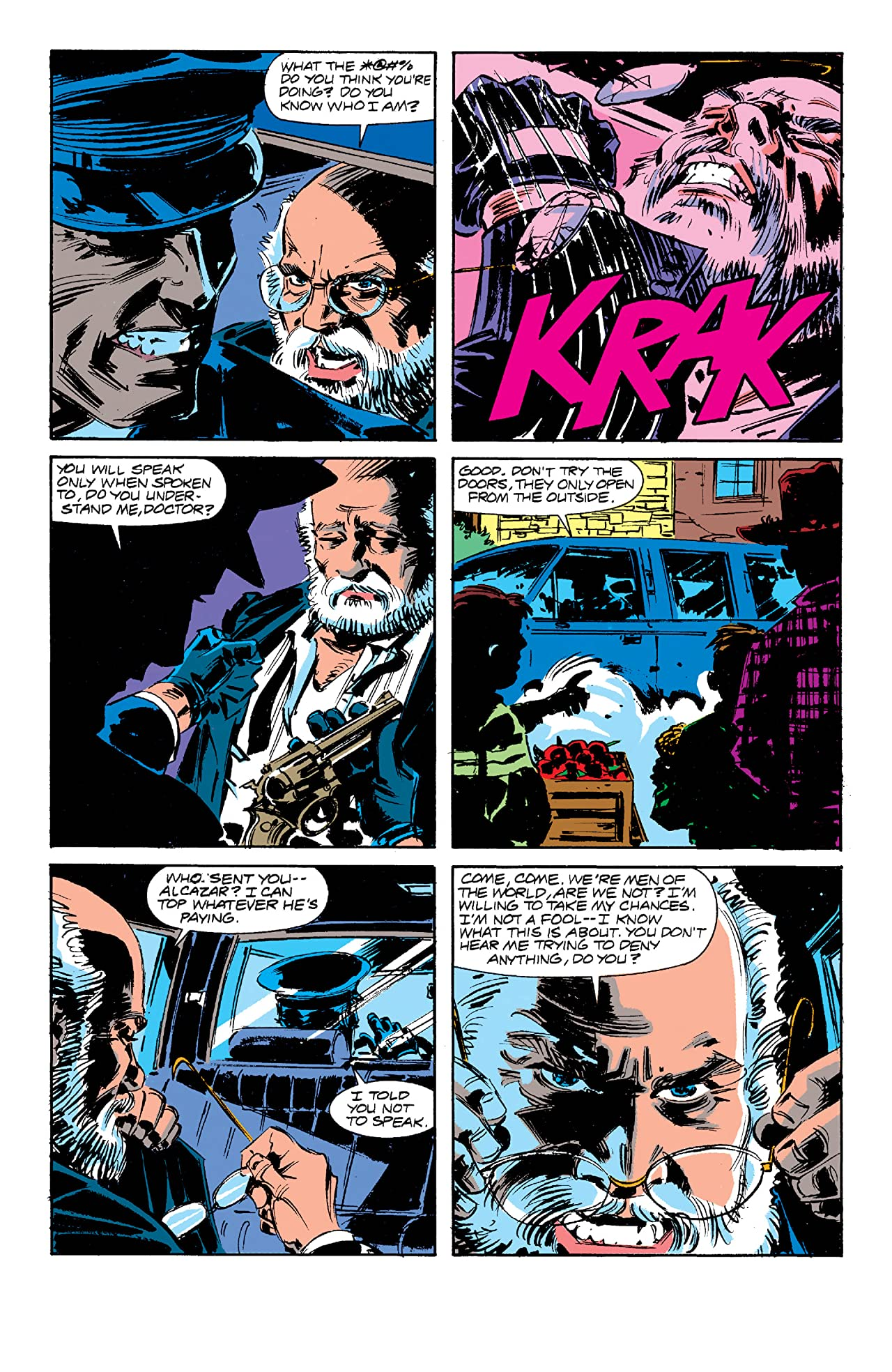 The Punisher (1987-1995) #43