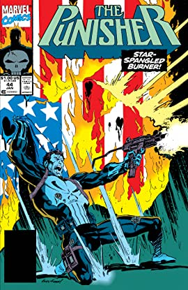 The Punisher (1987-1995) #44