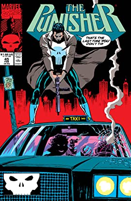 The Punisher (1987-1995) #45