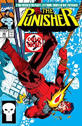 The Punisher (1987-1995) #46