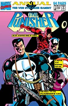 The Punisher (1987-1995) Annual #4