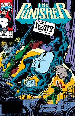The Punisher (1987-1995) #41