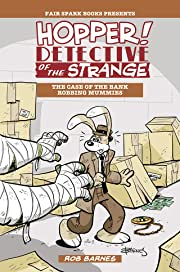 Hopper! Detective Of The Strange #1