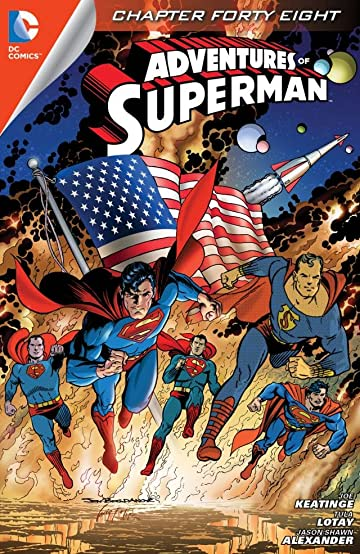 Adventures of Superman (2013-2014) #48