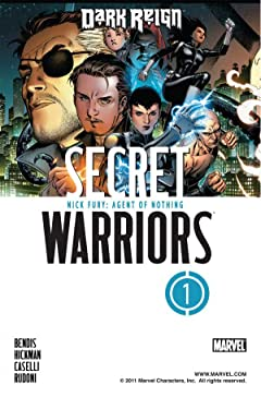 Secret Warriors (2008-2011) #1