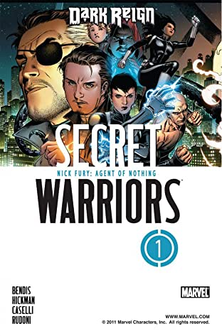 Secret Warriors (2008-2011) No.1