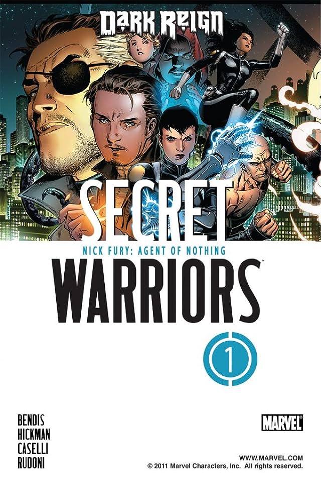 Secret Warriors (2008-2011) #1