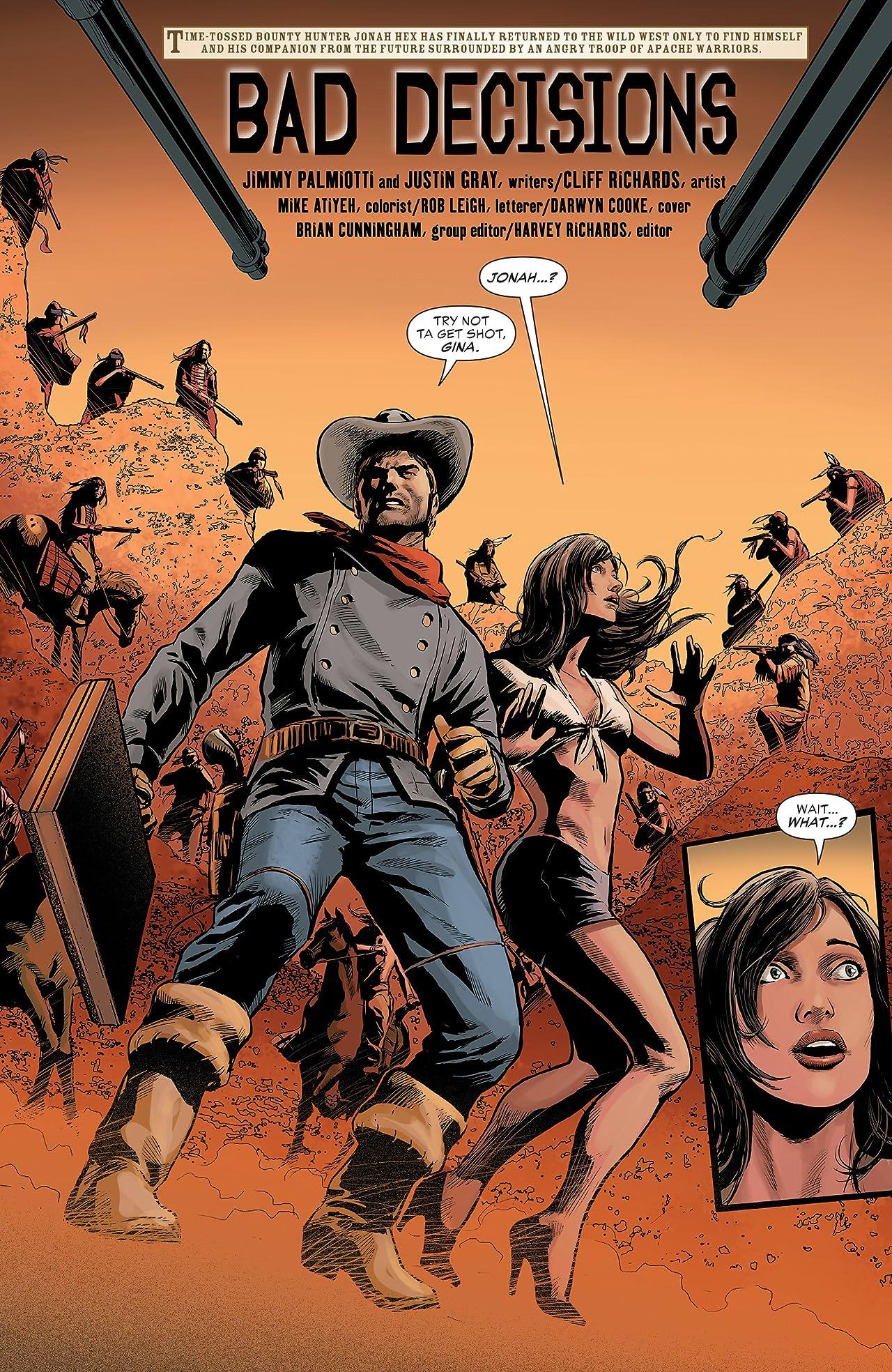 All Star Western (2011-2014) #29