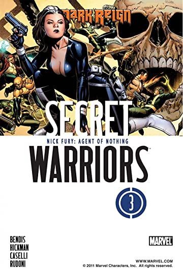 Secret Warriors (2008-2011) #3
