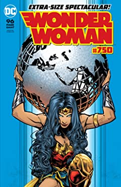 Wonder Woman (2016-) No.750