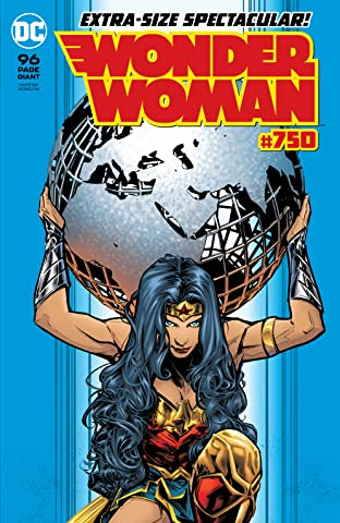 Wonder Woman (2016-) No.750