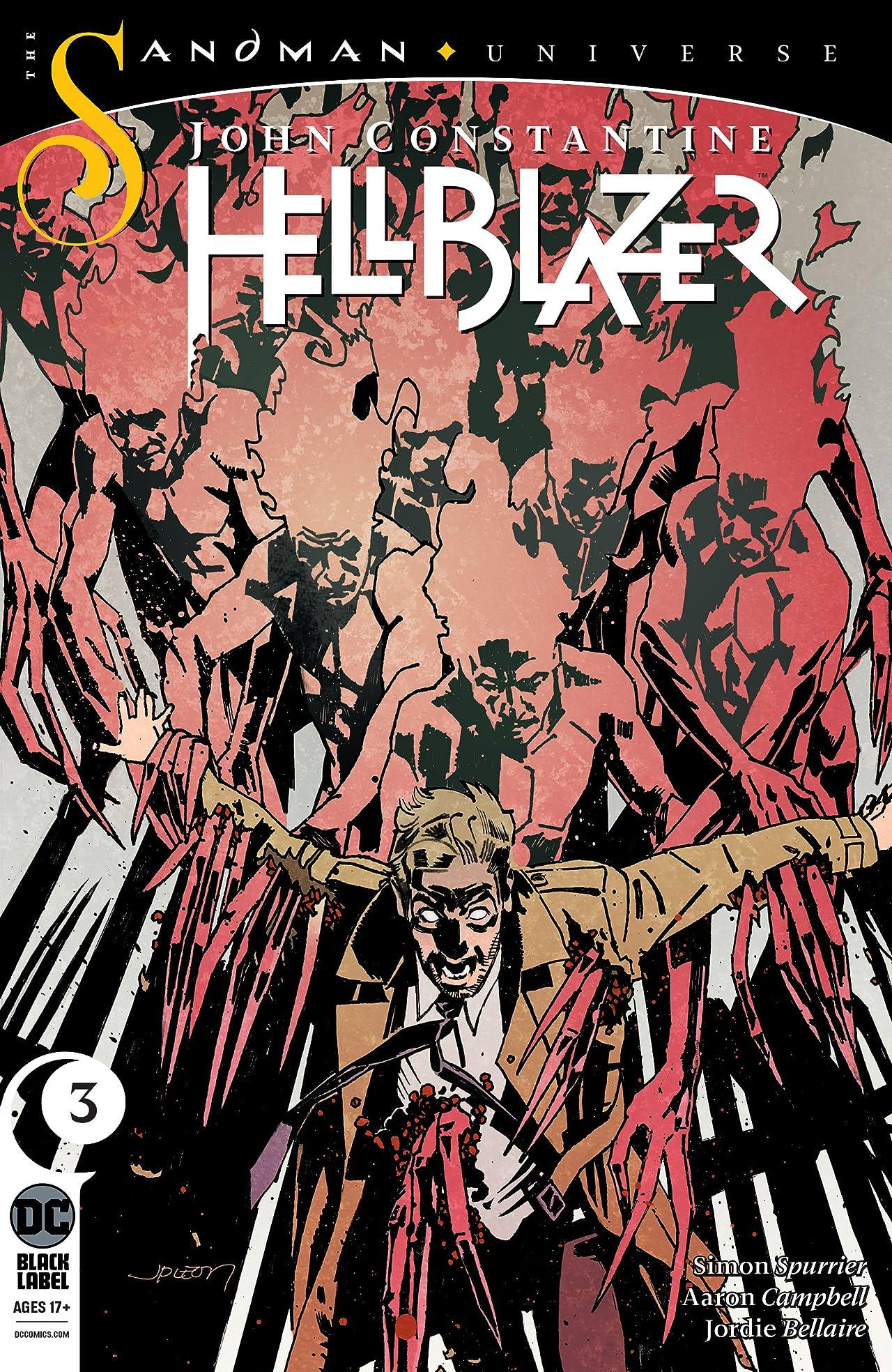 John Constantine: Hellblazer (2019-) No.3