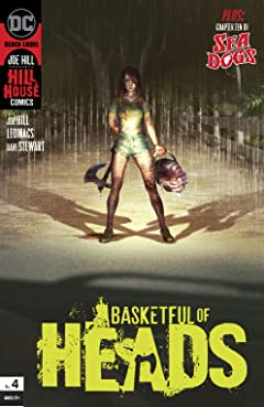 Basketful of Heads (2019-) #4