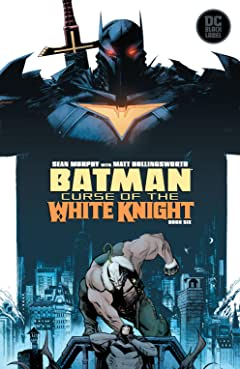 Batman: Curse of the White Knight (2019-) #6